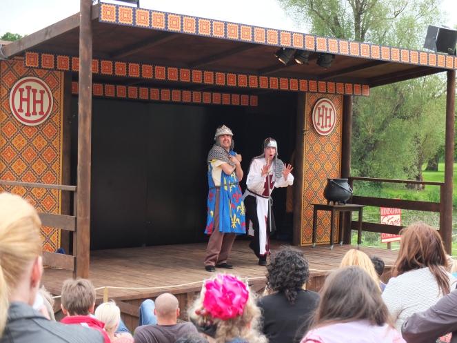 Wicked Warwick Stage Show
