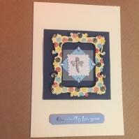9. Make 3 handmade cards