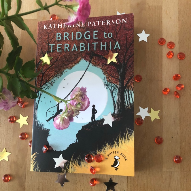 Bridge To Terabithia ~ Book Club Reads – Carole Finds Her Wings
