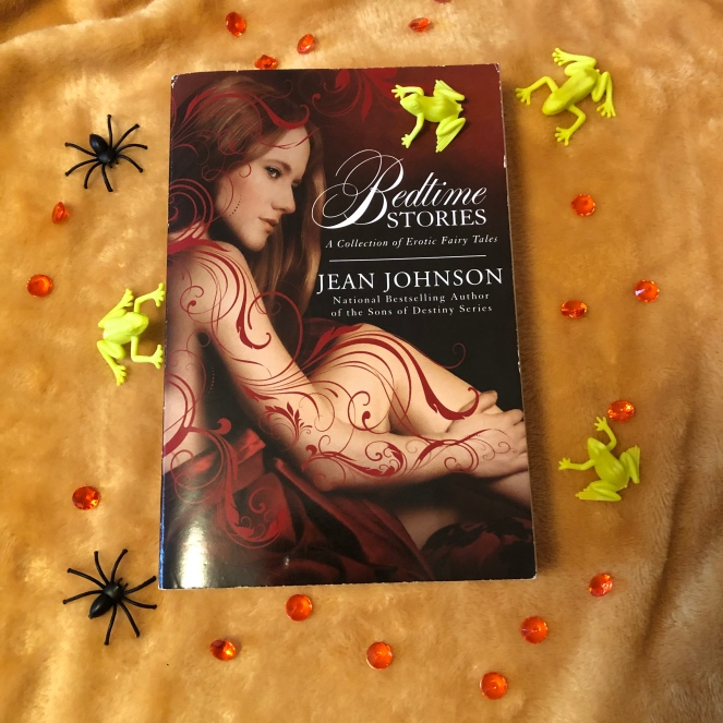 Bedtime Stories: A Collection of Erotic Fairy Tales by Jean Johnson